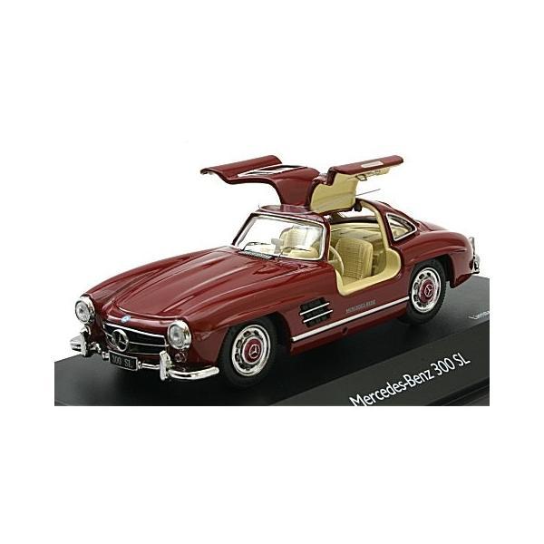 メルセデスベンツ 300SL レッド (1/43 シュコー450249500)|v-toys