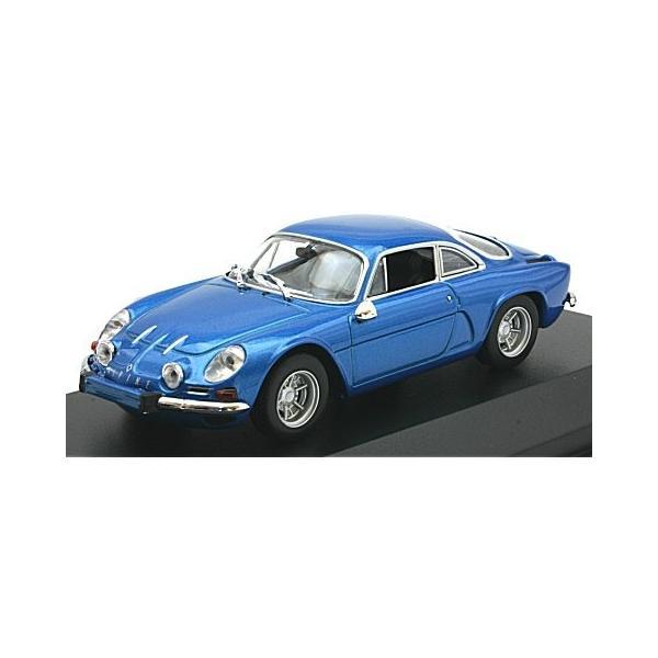 ルノー アルピーヌ A110 1971 ブルーM (1/43 ミニチャンプス940113600)|v-toys