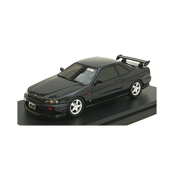 川井 淳郎 スカイライン 25GT ターボ (ER34) (1/43 モデラーズMD43216)|v-toys