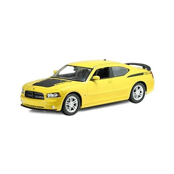 ダッジ チャージャー 2006 デイトナ R/T イエロー (1/18 ウエリーWE18003RY) v-toys