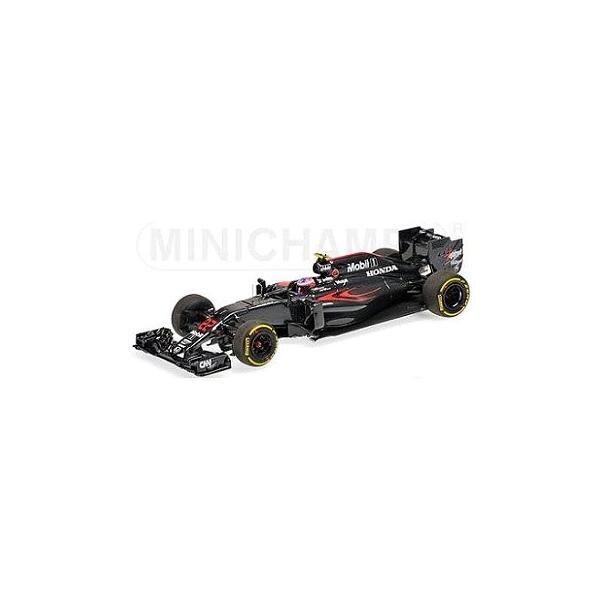 マクラーレン ホンダ MP4-31 ジェンソン・バトン オーストラリアGP 2016 (1/43 ミニチャンプス537164322)|v-toys