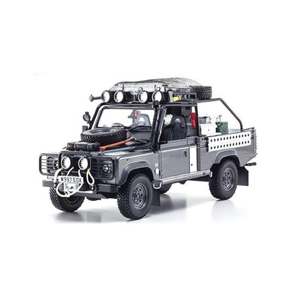 ランドローバー ディフェンダー ムービーエディション (1/18 京商KSR08902TR)|v-toys
