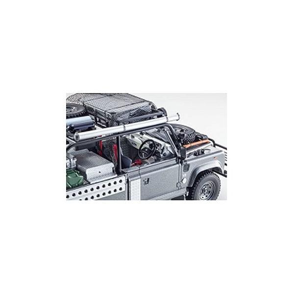 ランドローバー ディフェンダー ムービーエディション (1/18 京商KSR08902TR)|v-toys|02