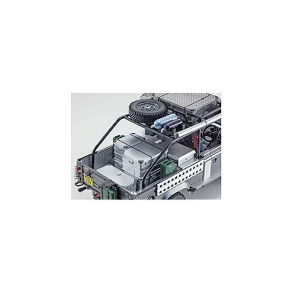 ランドローバー ディフェンダー ムービーエディション (1/18 京商KSR08902TR)|v-toys|03