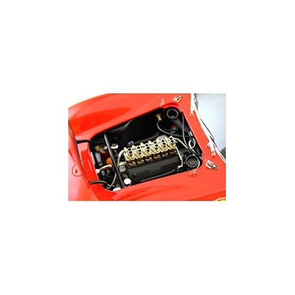 フェラーリ 250GTO レッド (1/18 京商KS08437R)|v-toys|02