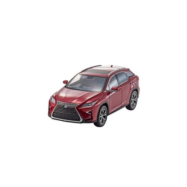 レクサス RX200t レッドマイカクリスタルシャイン (1/43 京商KS03663RM)|v-toys