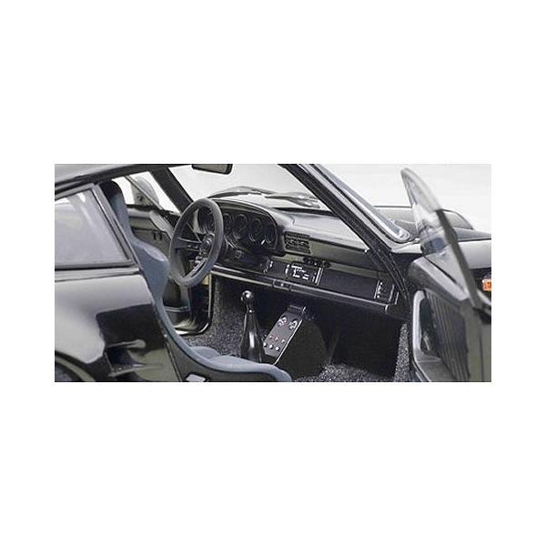 ポルシェ 911 (930) ターボ 「湾岸ミッドナイト」 ブラックバード (1/18 オートアート78156)|v-toys|02
