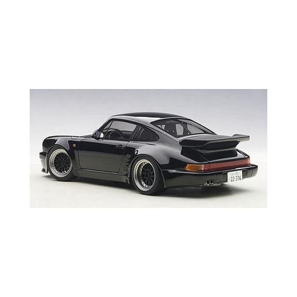 ポルシェ 911 (930) ターボ 「湾岸ミッドナイト」 ブラックバード (1/18 オートアート78156)|v-toys|05