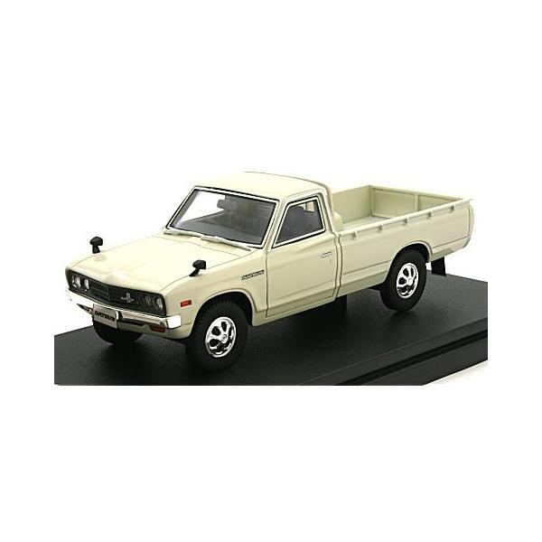 ニッサン ダットサン トラック ロングボディー DX 1979 ホワイト (1/43 ハイストーリーHS165WH)|v-toys