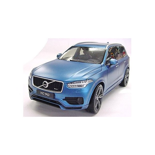 ボルボ XC90 2015 ブルー GTA (1/18 ウエリーWE11009BL)|v-toys