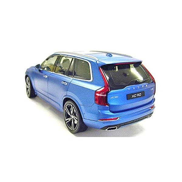 ボルボ XC90 2015 ブルー GTA (1/18 ウエリーWE11009BL)|v-toys|04
