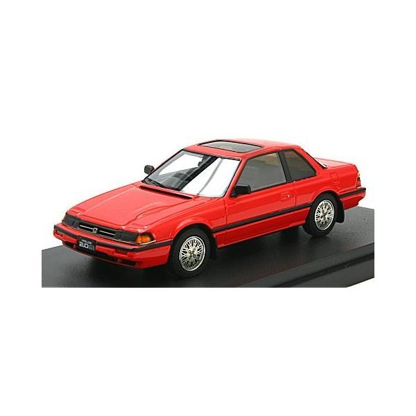 ホンダ プレリュード Si (BA1) オプションホイール フェニックスレッド (1/43 マーク43 PM4353SR)|v-toys
