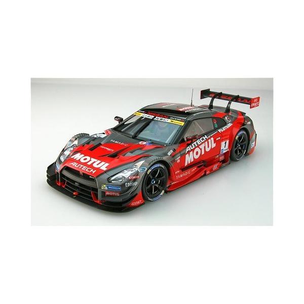 モチュール オーテック GT-R スーパーGT500 2016 Rd.4 菅生 No1 (1/18 エブロ81044)|v-toys