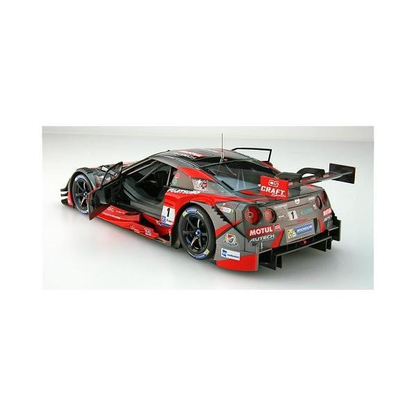 モチュール オーテック GT-R スーパーGT500 2016 Rd.4 菅生 No1 (1/18 エブロ81044)|v-toys|02
