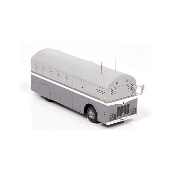 1987 警察本部 警備部機動隊警備車兼輸送車両 (1/43 レイズH7438701)|v-toys|02