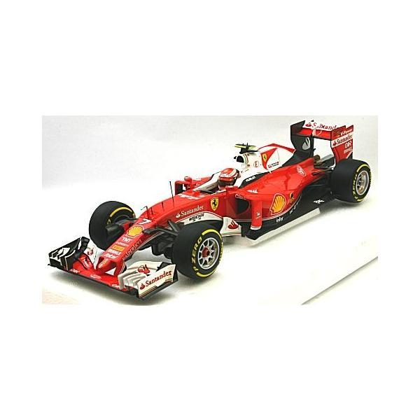 フェラーリ SF16-H スクーデリア フェラーリ K・ライコネン オーストラリアGP 2016 (1/18 BBR PBBR181607)|v-toys