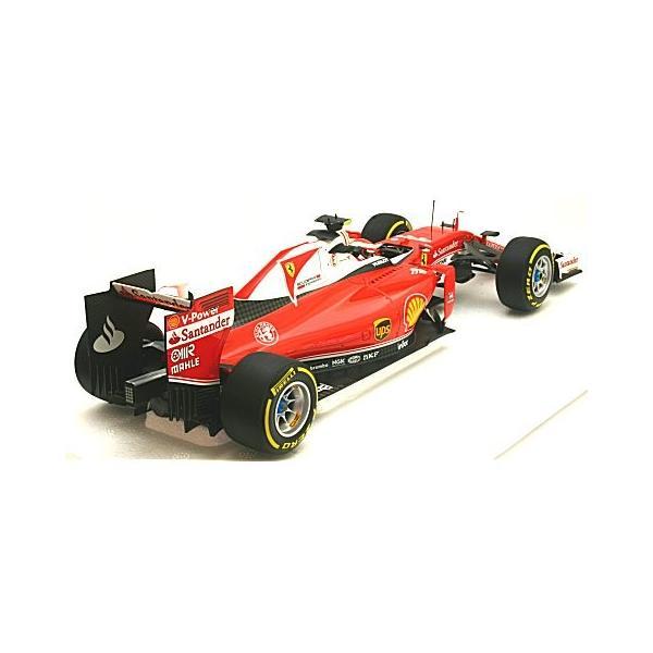 フェラーリ SF16-H スクーデリア フェラーリ K・ライコネン オーストラリアGP 2016 (1/18 BBR PBBR181607)|v-toys|02