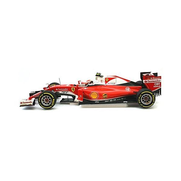 フェラーリ SF16-H スクーデリア フェラーリ K・ライコネン オーストラリアGP 2016 (1/18 BBR PBBR181607)|v-toys|03