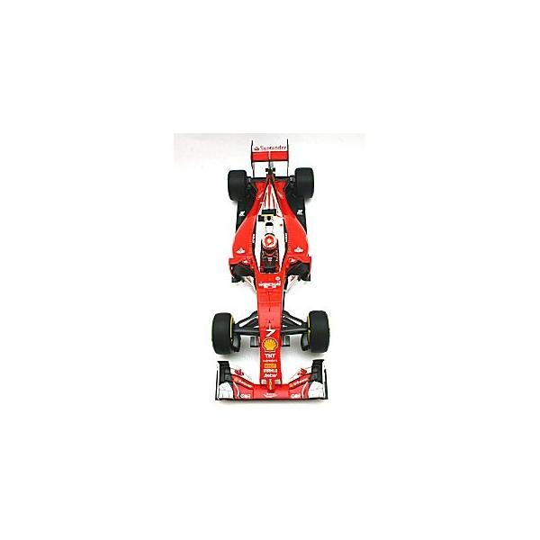 フェラーリ SF16-H スクーデリア フェラーリ K・ライコネン オーストラリアGP 2016 (1/18 BBR PBBR181607)|v-toys|04