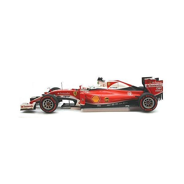 フェラーリ SF16-H スクーデリア フェラーリ S・ベッテル 中国GP 2016 (1/18 BBR PBBR181615)|v-toys|03
