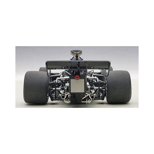ロータス 72E 1973 No1 ロニー・ピーターソン (ドライバーフィギュア付き) (1/18 オートアート87330)|v-toys|04