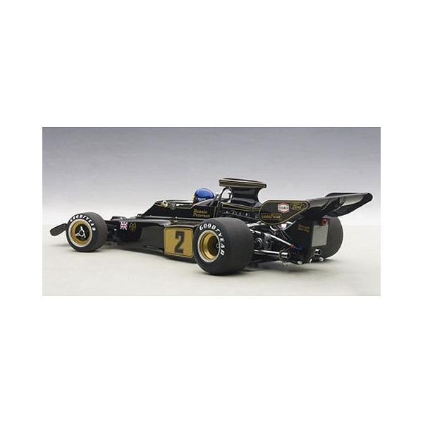 ロータス 72E 1973 No1 ロニー・ピーターソン (ドライバーフィギュア付き) (1/18 オートアート87330)|v-toys|05