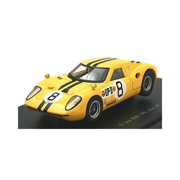 プリンス R380 1966 日本GP IKUSAWA No8 (1/43 エブロ45345)|v-toys