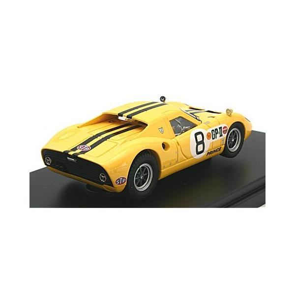 プリンス R380 1966 日本GP IKUSAWA No8 (1/43 エブロ45345)|v-toys|02