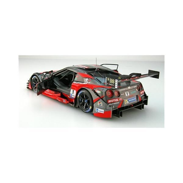 モチュール オーテック GT-R スーパーGT500 2016 Rd.2 富士ウイナー No1 (1/18 エブロ81071)|v-toys|02