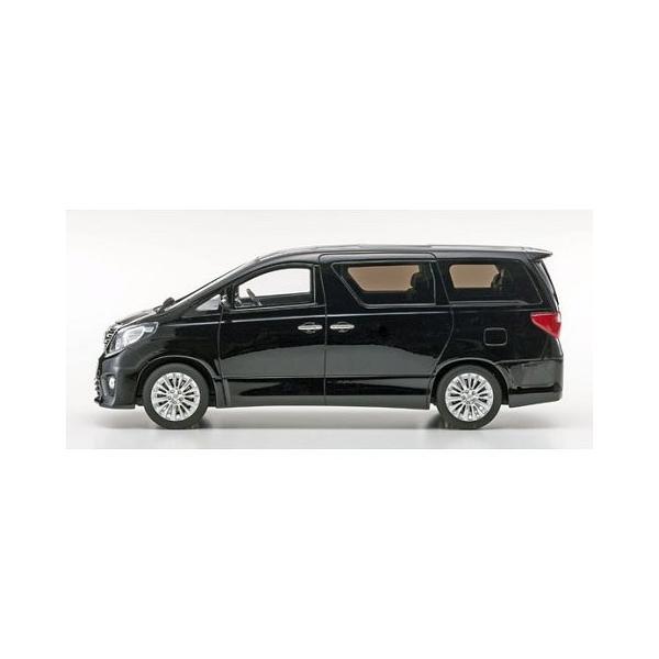 トヨタ アルファード 350S Cパッケージ ブラック (1/18 京商KSR18013BK)|v-toys|03