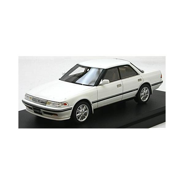 トヨタ マークII ハードトップ GT ツインターボ スーパーホワイトIV (1/43 マーク43 PM4356W)|v-toys