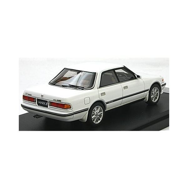 トヨタ マークII ハードトップ GT ツインターボ スーパーホワイトIV (1/43 マーク43 PM4356W)|v-toys|02