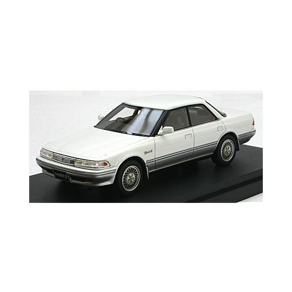 トヨタ マークII ハードトップ 3.0 グランデ G パールストリームトーニング (1/43 マーク43 PM4356GWS)|v-toys