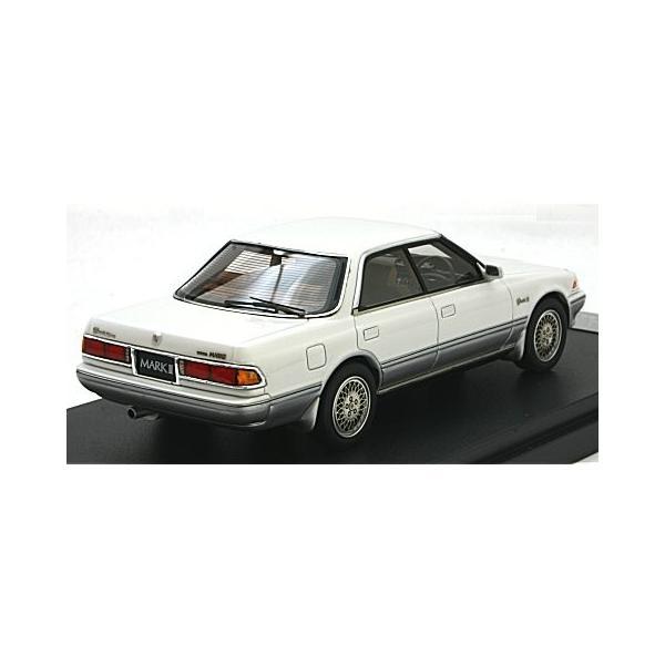 トヨタ マークII ハードトップ 3.0 グランデ G パールストリームトーニング (1/43 マーク43 PM4356GWS)|v-toys|02