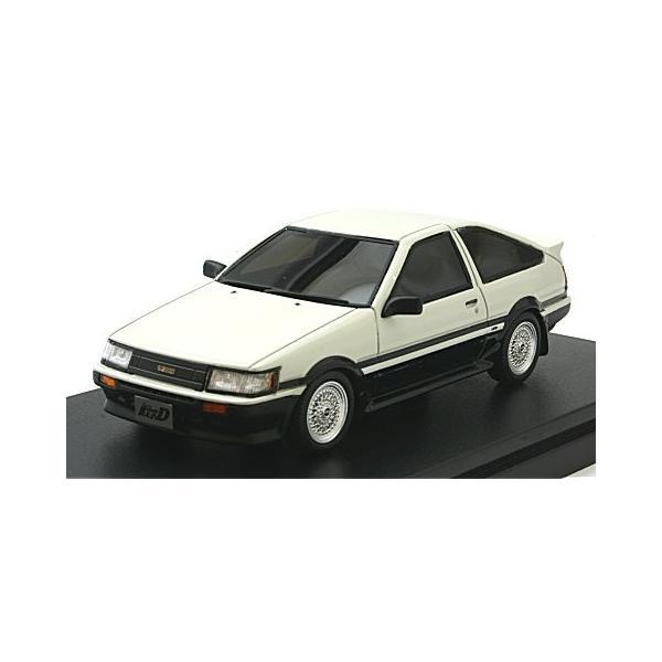 秋山 渉 AE86 レビンターボ (1/43 モデラーズMD43222)|v-toys