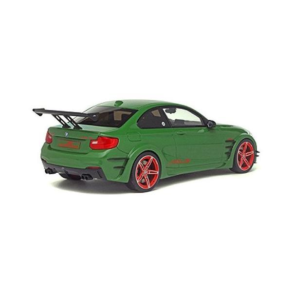 AC シュニッツァー ACL2 グリーン (1/18 GTスピリット GTS146)|v-toys|02