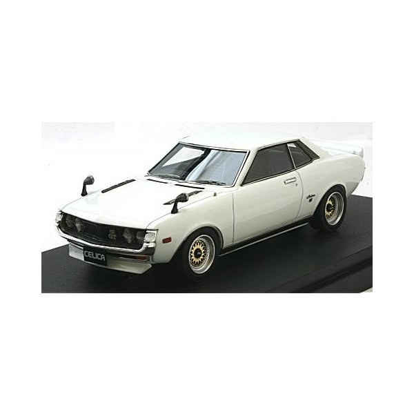 トヨタ セリカ (TA22) メッシュホイール ホワイト (1/43 マーク43 PM4351CW)|v-toys
