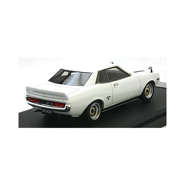 トヨタ セリカ (TA22) メッシュホイール ホワイト (1/43 マーク43 PM4351CW)|v-toys|02
