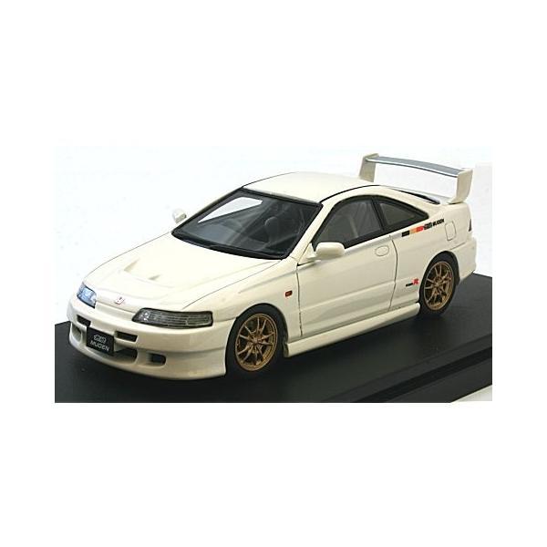 ホンダ インテグラ タイプR 無限 1998 チャンピオンシップホワイト (1/43 ハイストーリー HS181WH)|v-toys