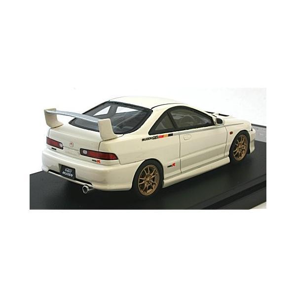 ホンダ インテグラ タイプR 無限 1998 チャンピオンシップホワイト (1/43 ハイストーリー HS181WH)|v-toys|02