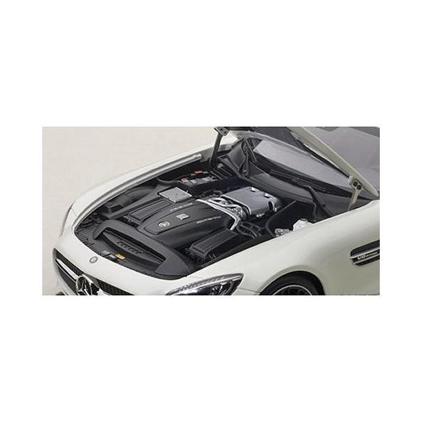 メルセデス AMG GT S ホワイト (1/18 オートアート76311)|v-toys|02