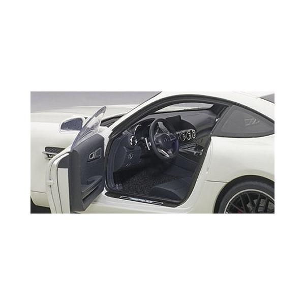 メルセデス AMG GT S ホワイト (1/18 オートアート76311)|v-toys|03