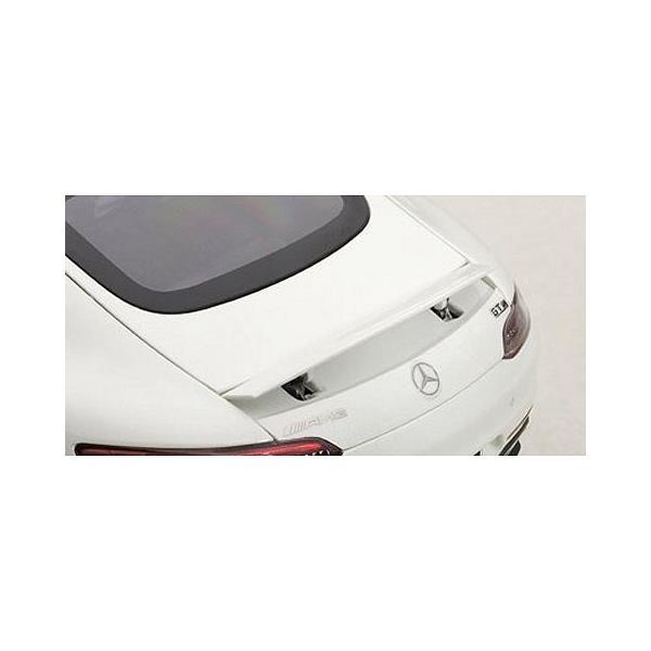 メルセデス AMG GT S ホワイト (1/18 オートアート76311)|v-toys|04