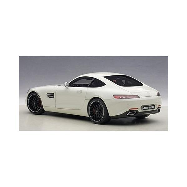 メルセデス AMG GT S ホワイト (1/18 オートアート76311)|v-toys|05