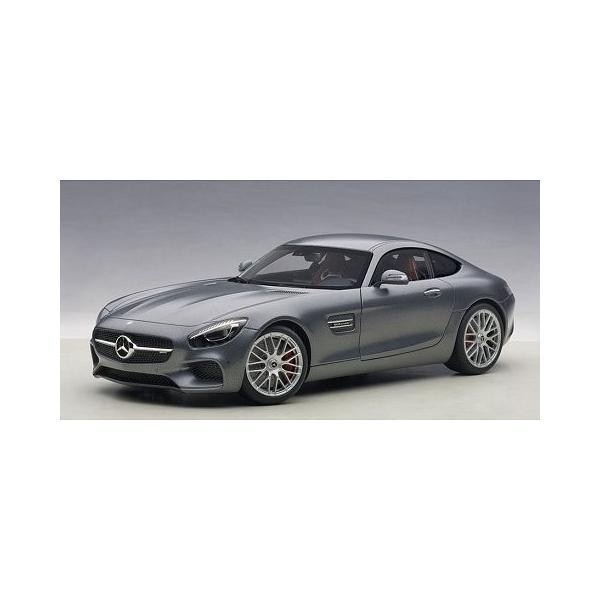 メルセデス AMG GT S マットグレー (1/18 オートアート76312)|v-toys