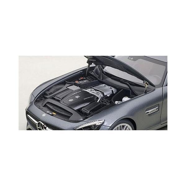 メルセデス AMG GT S マットグレー (1/18 オートアート76312)|v-toys|02