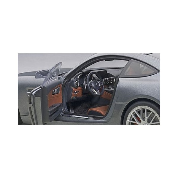 メルセデス AMG GT S マットグレー (1/18 オートアート76312)|v-toys|03