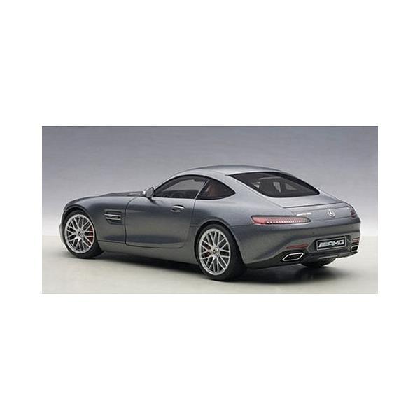 メルセデス AMG GT S マットグレー (1/18 オートアート76312)|v-toys|05