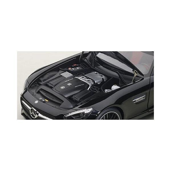 メルセデス AMG GT S ブラック (1/18 オートアート76313)|v-toys|02