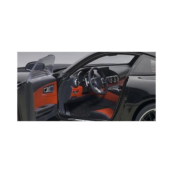 メルセデス AMG GT S ブラック (1/18 オートアート76313)|v-toys|03
